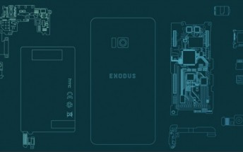 HTC details its Exodus blockchain-based phone, confirms Fall release