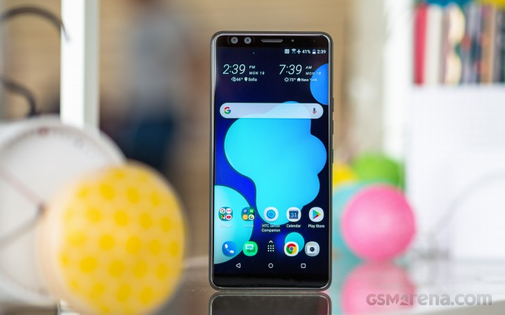 HTC U12+ finally starts receiving Android Pie update