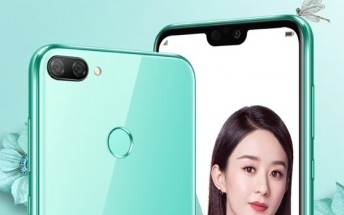 Honor 9i arrives in Jasper Green for $210