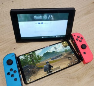 Huawei Honor Note 10 vs Nintendo Switch