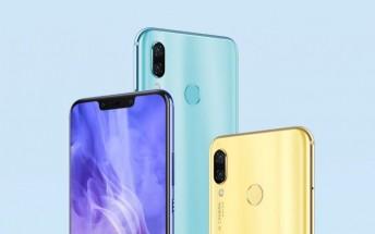 Huawei nova 3 arriving on July 18
