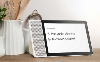 Lenovo launches Smart Display with Google Assistant