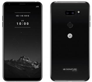 LG Signature Edition in Black