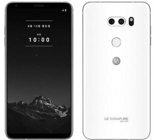 LG Signature Edition in White