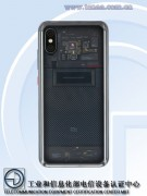 Unofficial Xiaomi Mi 8 Explore variant (photos by TENAA)