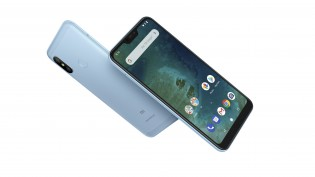 Xiaomi Mi A2 Lite in: Blue