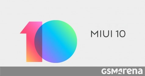 MIUI 10 confirmed to hit 28 Xiaomi devices - GSMArena com news