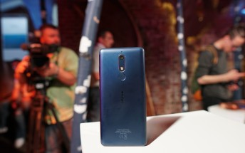 Nokia 5.1 up for pre-order in Germany