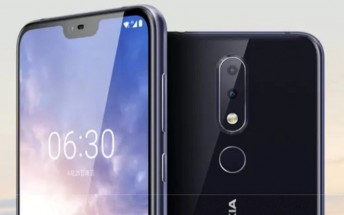 Nokia 6.1 Plus pops up on Geekbench days before the official global launch