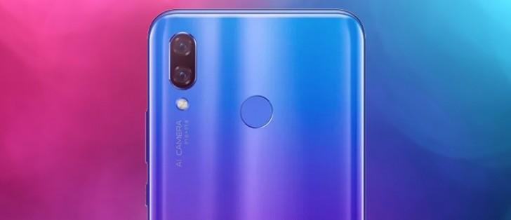 Huawei nova 3i prematurely goes on sale without a notch