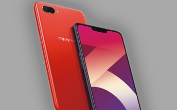 Oppo A3s debuts with 6.2