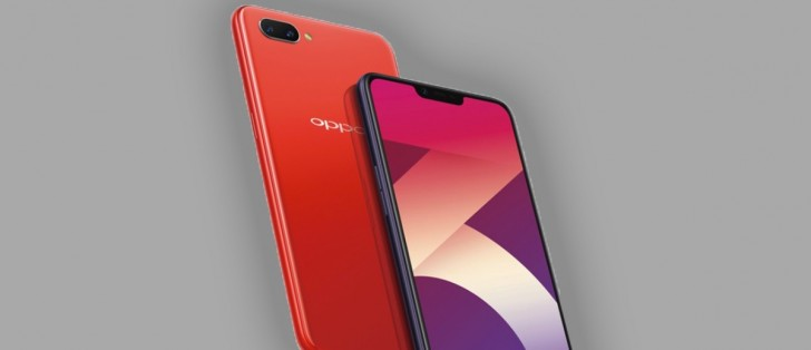 Oppo A3s debuts with 6 2