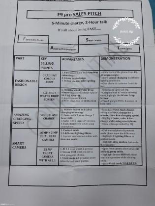 Oppo F9 Pro sales pitch, image source: Slash Leaks