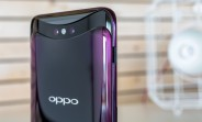 Oppo Find X in for review – watch the unboxing video