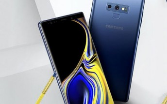 Note9 leaks in blue, black, and brown – Allegedly priced over € 1,000 in EU
