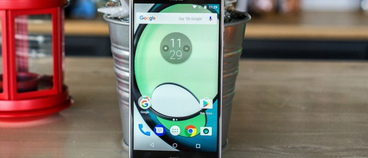 Verizon's Moto Z Play Droid Edition is now receiving Android