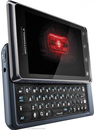 Moto Droid for Verizon (2010)