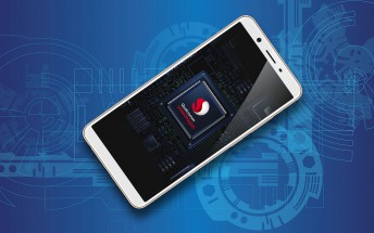 Snapdragon 845-powered vivo 1805 visits TENAA