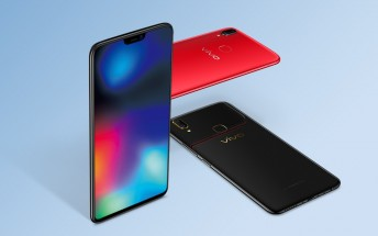 vivo Z1i arrives officially with 128 GB storage and Snapdragon 636