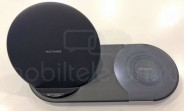 Samsung Wireless Charger Duo price and retail box leaks - already available in Russia