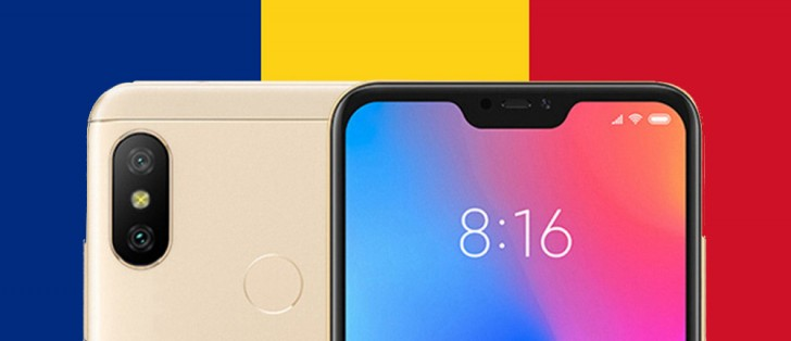 Xiaomi Mi A2 and Mi A2 Lite appear in Romanian stores, here