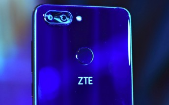 ZTE is allowed to operate in the US this month only