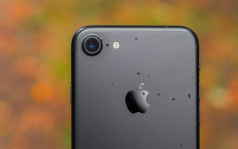 The budget 6.1-inch iPhone pictured with bigger single camera