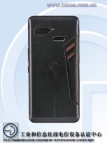 Asus Z01QD - a ROG phone with less memory?