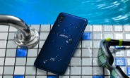 The ZTE Axon 9 Pro runs stock Android, boasts stereo speakers and a large battery