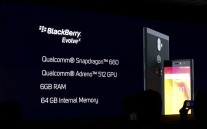 BlackBerry Evolve & Evolve X getting unveiled