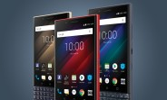 BlackBerry announces the KEY2 LE - toned-down KEY2 version with cool color options