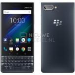 BlackBerry Key2 LE press renders