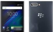 BlackBerry Key2 LE press renders leak