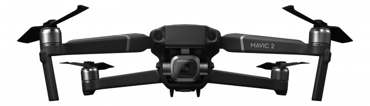 "DJI unveils Mavic 2 Pro and Mavic 2 Zoom: one has 1"" sensor, the other does 2x zoom"