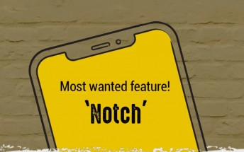 Flipkart survey: people love notches, want high-performance chipsets