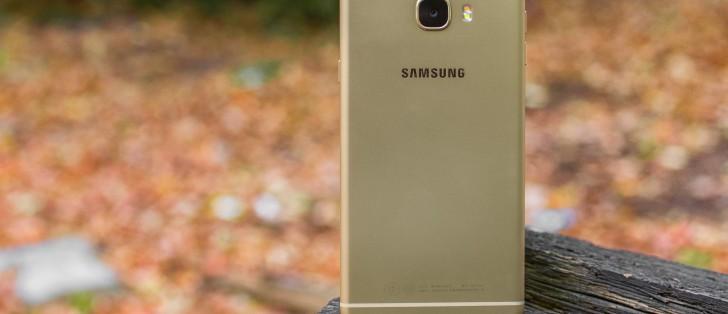 Samsung Galaxy C7 receives Android 8 0 Oreo update - GSMArena com news