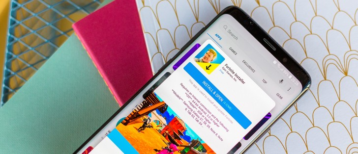 Fortnite for Android now available on flagship Samsung