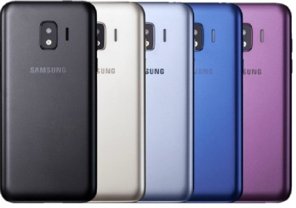 Samsung Galaxy J2 Core color options