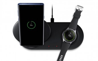 Samsung Galaxy Note9 accessories: dual wireless charger and many cases