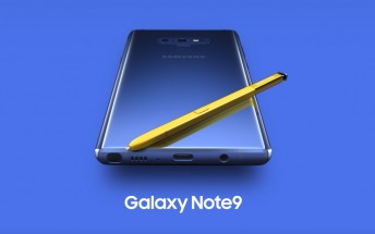 Samsung accidentally outs the Galaxy Note9 intro video