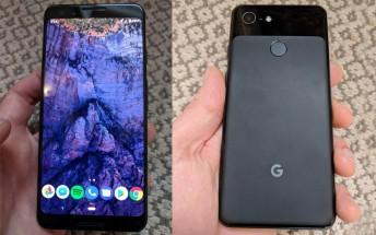Google Pixel 3 live images appear