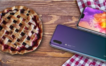 Huawei rolls out Android Pie for the P20, P20 Pro and Mate 10 Pro