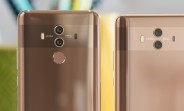 Huawei Mate 10 series is getting the P20's Night mode with an update