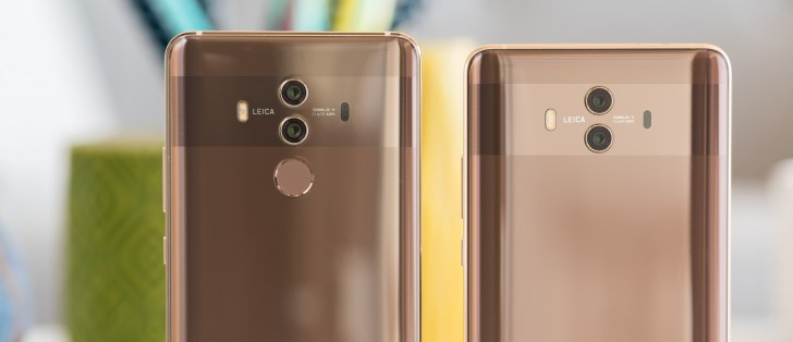 Huawei Mate 10 series is getting the P20's Night mode with