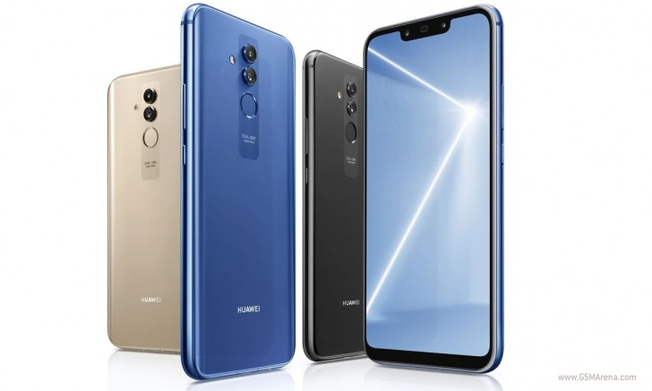 Huawei Mate 20 Lite to arrive in China as Huawei Maimang 7
