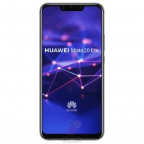 Huawei Mate 20 Lite in Black
