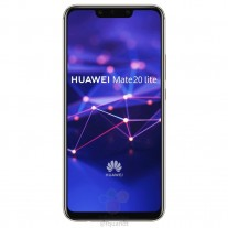 Huawei Mate 20 Lite in Gold