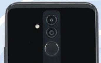 Huawei Mate 20 Lite certification listing reveals design