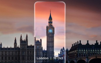 It's official, Huawei Mate 20 and Mate 20 Pro will be unveiled in London on Oct 16