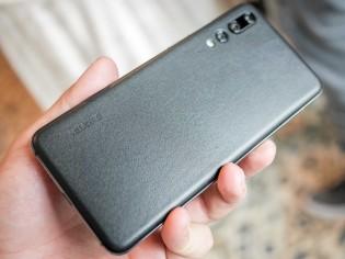 Huawei P20 Pro in Elegant Black